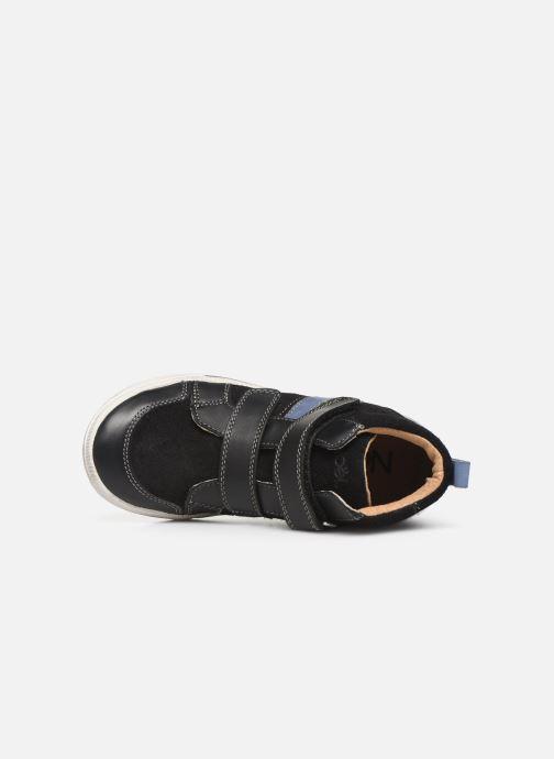 Sneakers Noël Raoul Zwart links