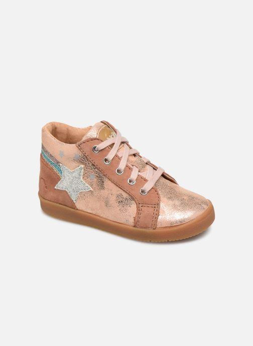 Stiefeletten & Boots Noël Mini Bienna rosa detaillierte ansicht/modell