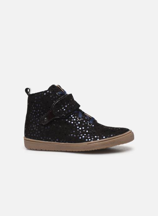 Sneaker Noël Joana schwarz ansicht von hinten