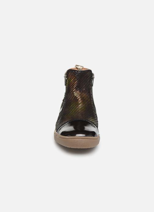 Bottines et boots Noël Jalila Noir vue portées chaussures