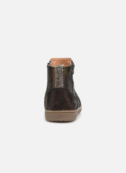 Stiefeletten & Boots Noël Jalila schwarz ansicht von rechts