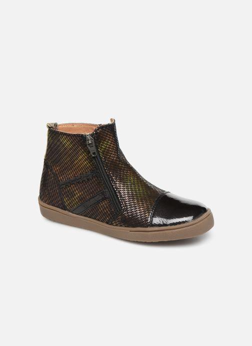 Boots en enkellaarsjes Noël Jalila Zwart detail