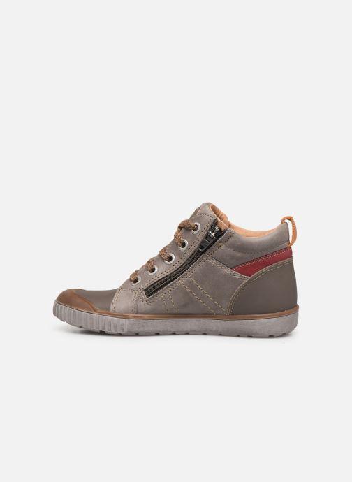 Sneakers Noël Oki Grigio immagine frontale