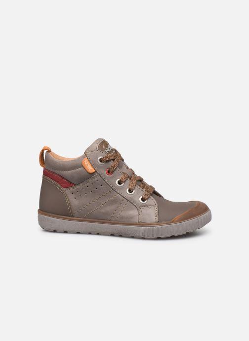 Sneakers Noël Oki Grigio immagine posteriore