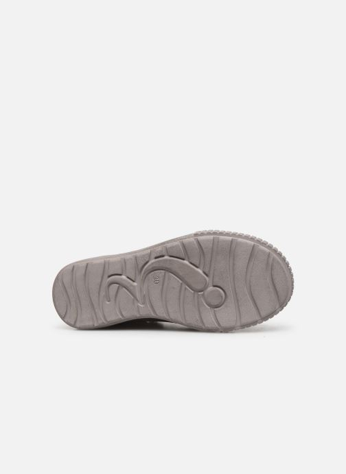 Sneakers Noël Oki Grigio immagine dall'alto