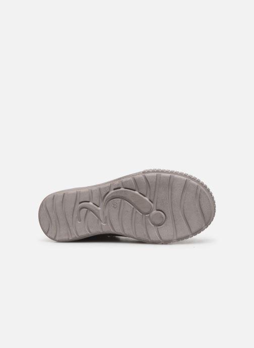 Sneaker Noël Oki grau ansicht von oben