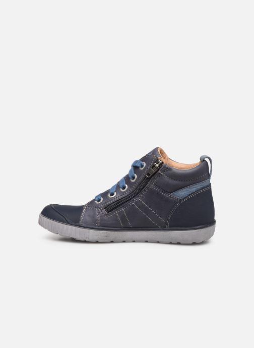 Sneakers Noël Oki Azzurro immagine frontale
