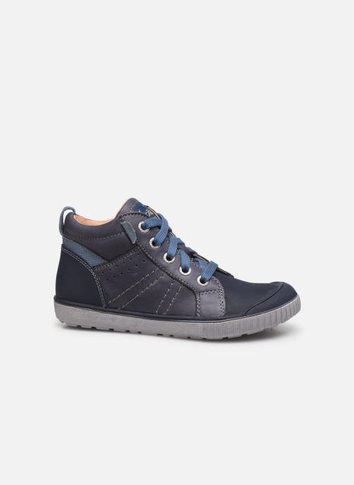 Sneakers Noël Oki Azzurro immagine posteriore