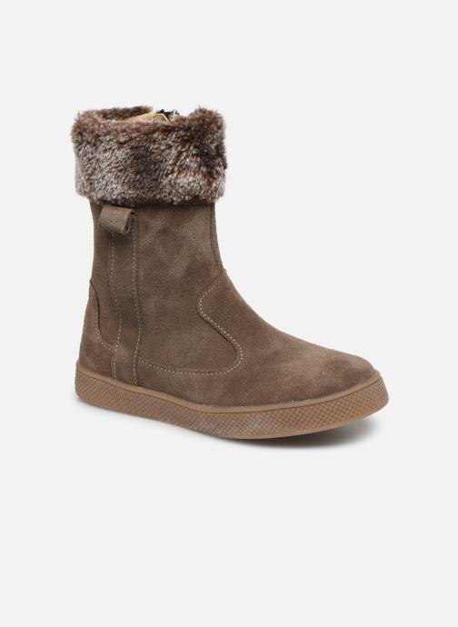 Stivali Minibel Touraya Beige vedi dettaglio/paio