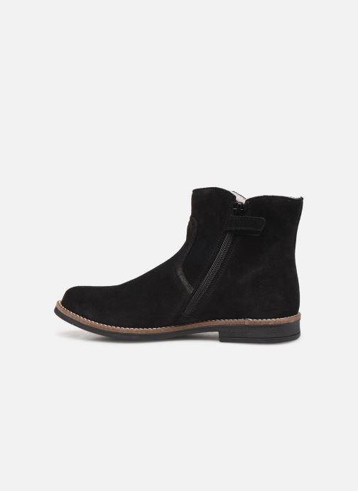 Boots en enkellaarsjes Minibel Tilia Zwart voorkant