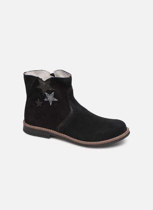 Boots en enkellaarsjes Minibel Tilia Zwart detail