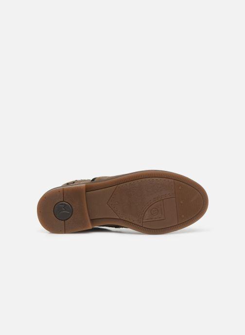 Boots en enkellaarsjes Minibel Tilia Beige boven