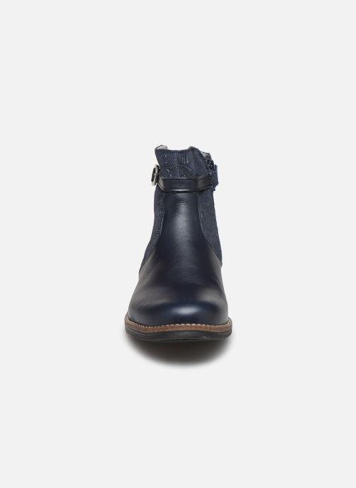Stiefeletten & Boots Minibel Tifaine blau schuhe getragen