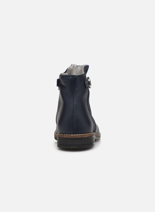 Stiefeletten & Boots Minibel Tifaine blau ansicht von rechts