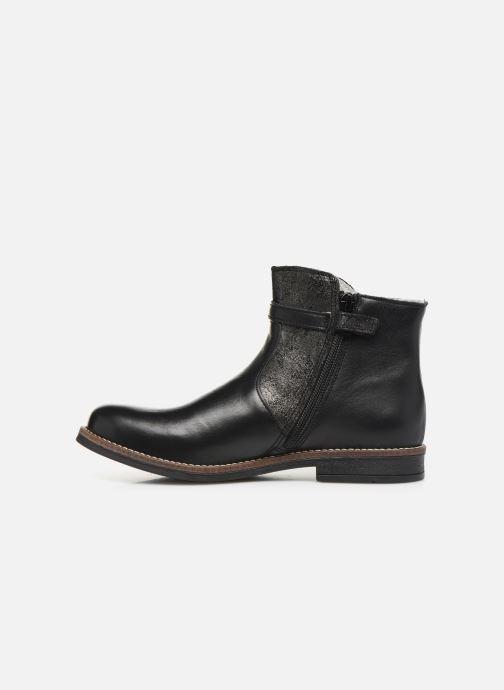 Boots en enkellaarsjes Minibel Tifaine Zwart voorkant