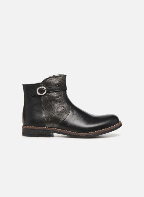 Boots en enkellaarsjes Minibel Tifaine Zwart achterkant