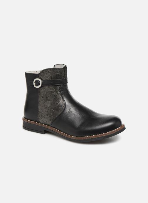 Boots en enkellaarsjes Minibel Tifaine Zwart detail
