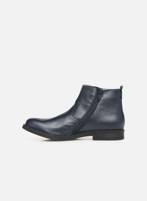 Boots en enkellaarsjes Minibel Tilbury Blauw voorkant
