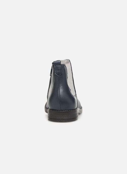 Boots en enkellaarsjes Minibel Tilbury Blauw rechts