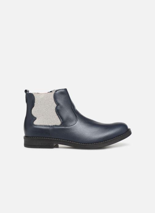 Boots en enkellaarsjes Minibel Tilbury Blauw achterkant