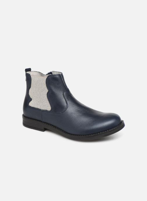 Bottines et boots Minibel Tilbury Bleu vue détail/paire