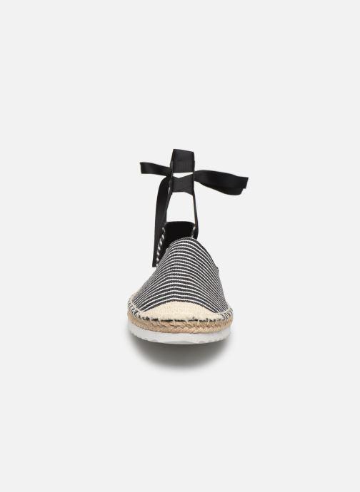 Espadrilles Vero Moda Vmaura Espadrille Noir vue portées chaussures