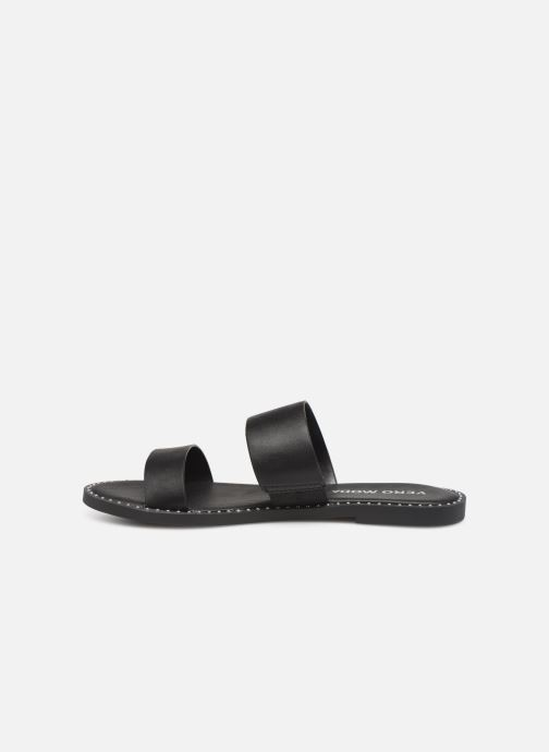 Wedges Vero Moda Vmdeniz Sandal Zwart voorkant