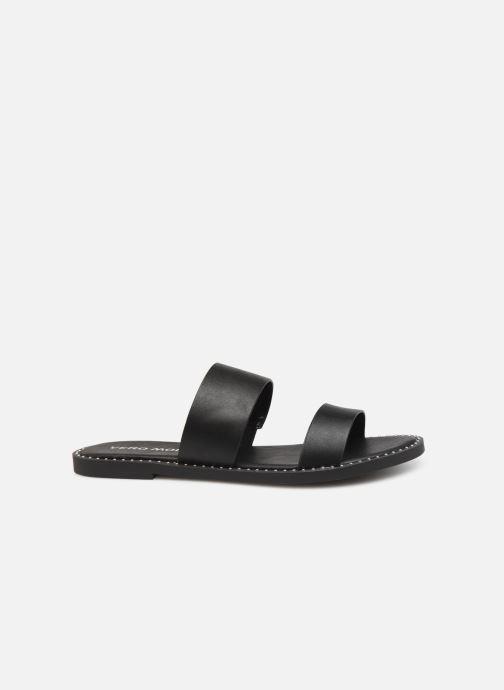 Wedges Vero Moda Vmdeniz Sandal Zwart achterkant