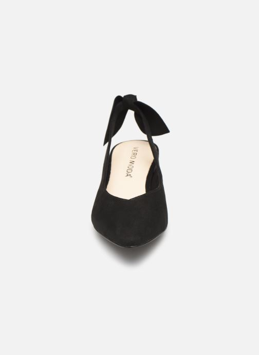 Escarpins Vero Moda Vmsue Pump Noir vue portées chaussures
