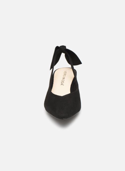 High heels Vero Moda Vmsue Pump Black model view