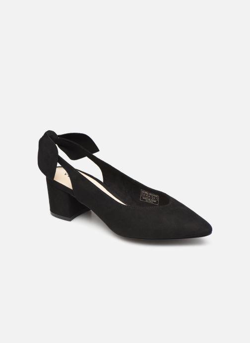 High heels Vero Moda Vmsue Pump Black detailed view/ Pair view