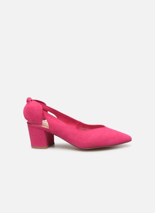 Zapatos de tacón Vero Moda Vmsue Pump Rosa vistra trasera