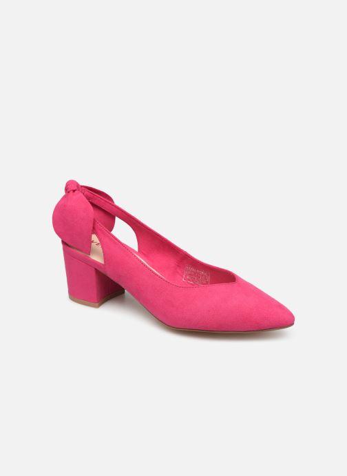 Zapatos de tacón Vero Moda Vmsue Pump Rosa vista de detalle / par