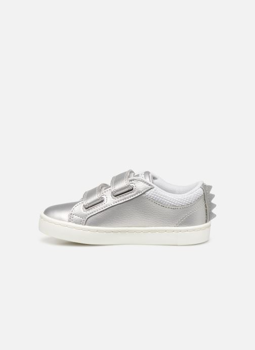 Sneakers Lacoste Straightset 319 1 Argento immagine frontale