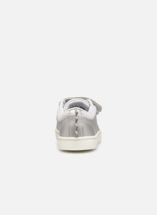Sneakers Lacoste Straightset 319 1 Argento immagine destra