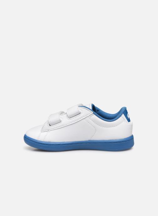 Baskets Lacoste Carnaby Evo 319 1 Blanc vue face