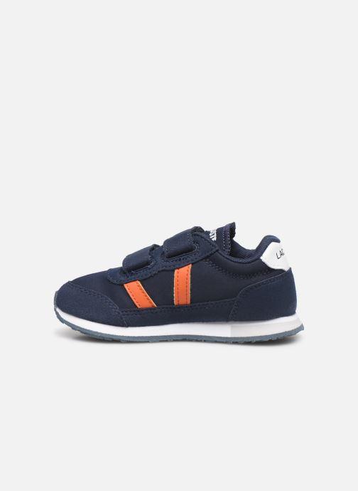 Sneaker Lacoste Partner 319 1 blau ansicht von vorne