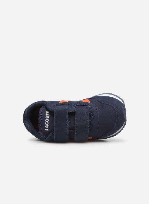 Sneaker Lacoste Partner 319 1 blau ansicht von links