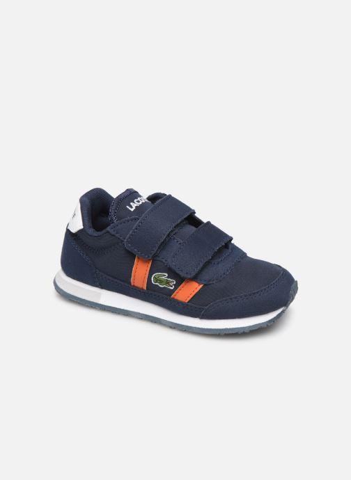 Sneaker Lacoste Partner 319 1 blau detaillierte ansicht/modell