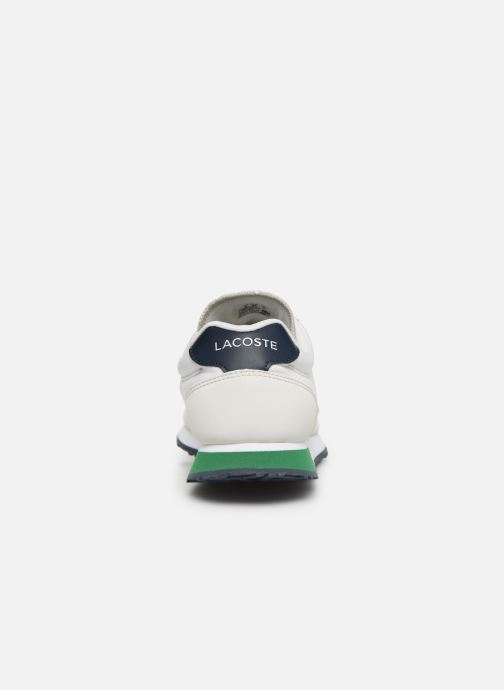 Trainers Lacoste Partner 319 1 White view from the right