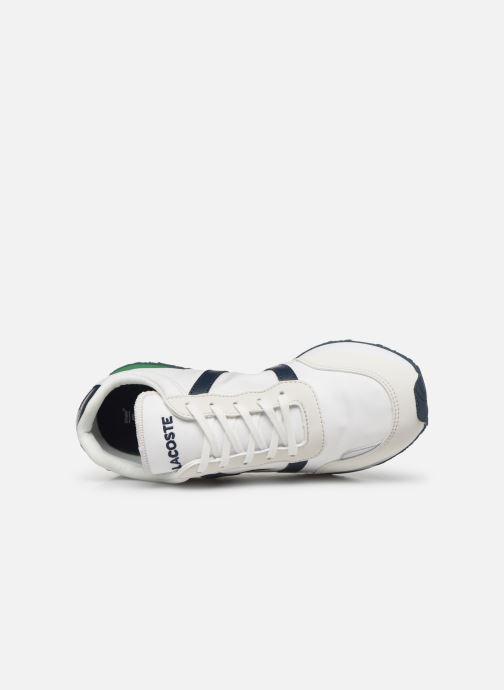 Baskets Lacoste Partner 319 1 Blanc vue gauche