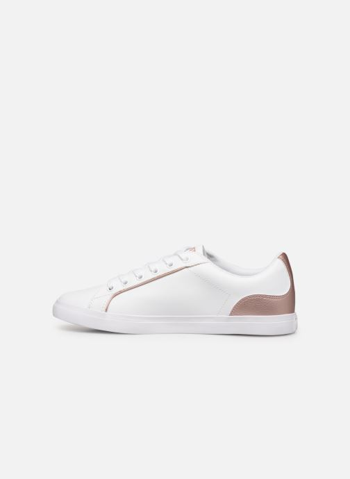 Sneakers Lacoste Lerond 319 2 Hvid se forfra