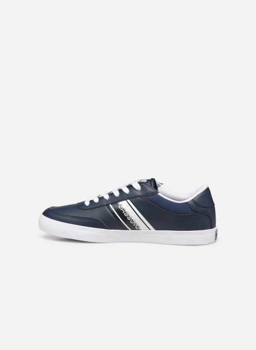 Sneaker Lacoste Court-Master 319 1 blau ansicht von vorne