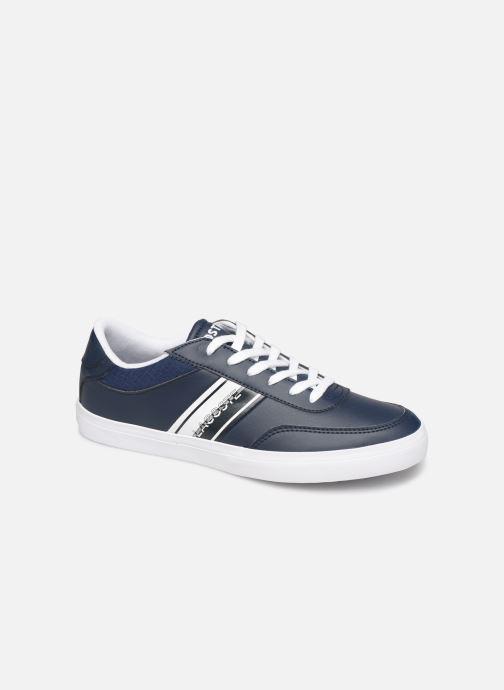 Sneaker Lacoste Court-Master 319 1 blau detaillierte ansicht/modell