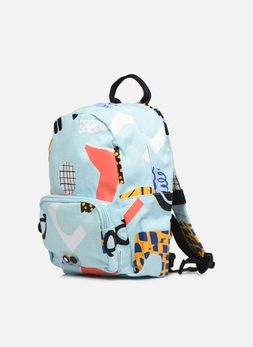 Scolaire Trixie Backpack Atelier Bingo 31*23cm Bleu vue portées chaussures