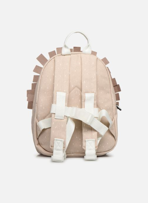 Scolaire Trixie Backpack Mrs. Hedgehog 31*23cm Beige vue face
