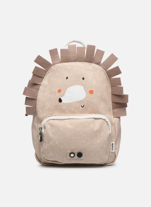 Scolaire Trixie Backpack Mrs. Hedgehog 31*23cm Beige vue détail/paire