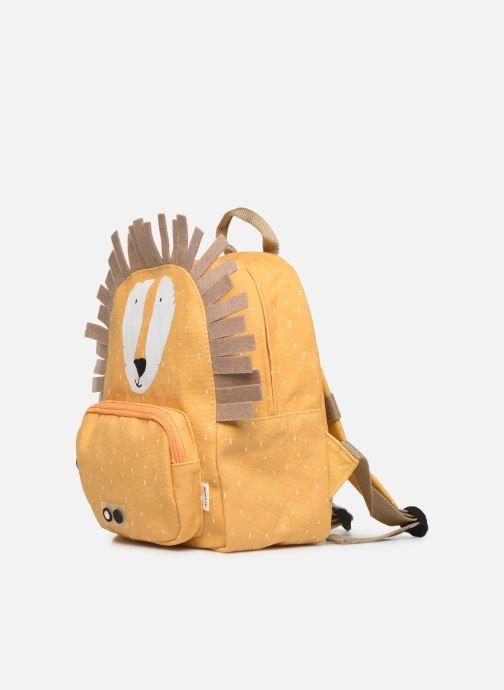 Scolaire Trixie Backpack Mr. Lion 31*23cm Jaune vue portées chaussures