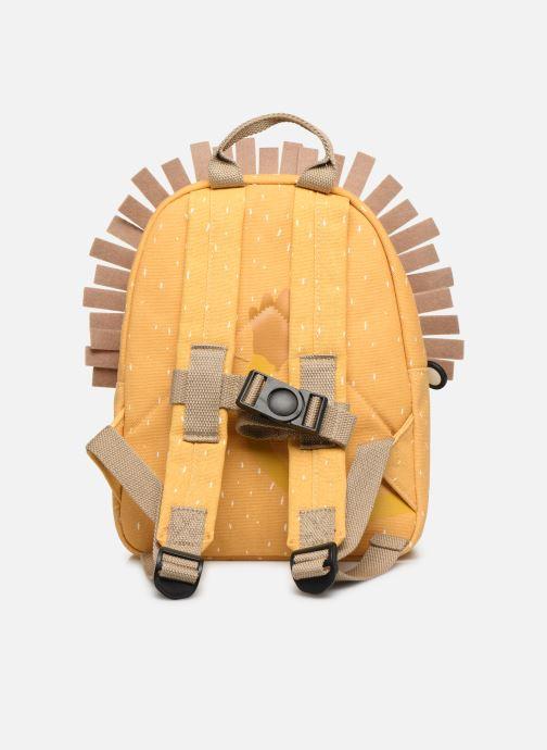 Scolaire Trixie Backpack Mr. Lion 31*23cm Jaune vue face