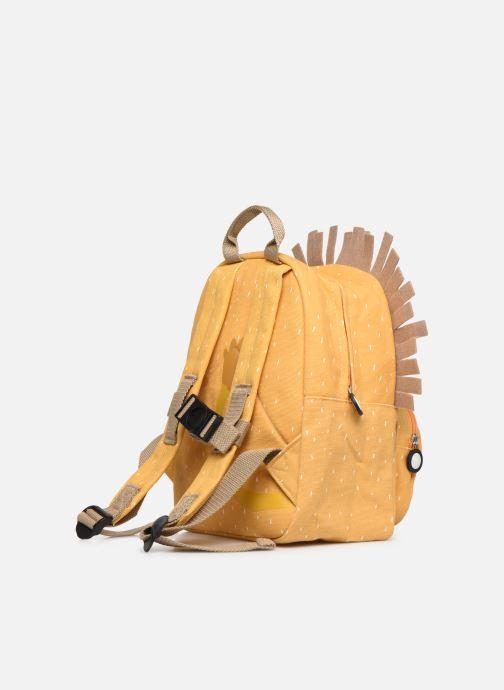 Scolaire Trixie Backpack Mr. Lion 31*23cm Jaune vue droite